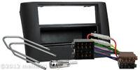 Radio Blende für FIAT Stilo Auto Rahmen Halterung Adapter Entriegelungsbügel