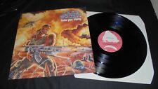 Laaz Rockit – Know Your Enemy ENIGMA Holland 1987 LP vinyl