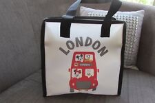Poitrine sachet Londres avec Mickey Mouse Canvas 2 fermetures Voyage dbe801-a