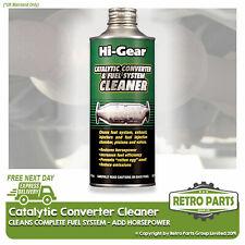 Catalytic Converter Cleaner for Nissan. EGR Fuel System Clean Emissions