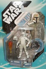 STAR WARS TAC 30TH ANNIVERSARY SERIES #15 CONCEPT BOBA FETT FIGURE WITH COIN