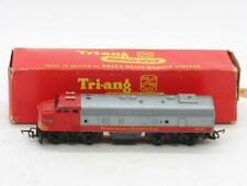 Tri-ang OO HO Sclae R55 R57 POwered Transcontinental Diesel with Box 4008