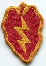 Vietnam era US Army 25th Infantry Division Color Patch