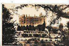 Wales Postcard - The Gardens - Powis Castle - Welshpool - Real Photograph  A3681