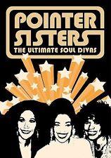 Pointer Sisters: The Ultimate Soul Divas DVD Region 1