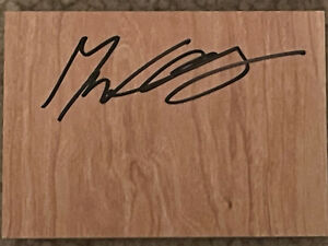 Mikey Williams Signed Floorboard Future NBA NCAA Star. Proof Pic