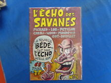 BD CURIOSA SEX / L ECHO DES SAVANES / NO 15  1974