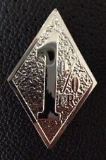 Outlaw 1%ER Metall/Silber zum Schrauben