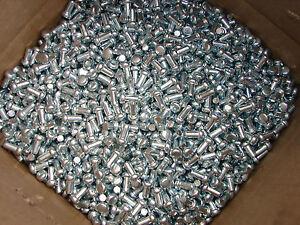 """LLOYD 5/16"""" x 5/8"""" SF Flat Pan Head Annealed Solid Steel  Rivets  ( Qty - 5 lbs)"""