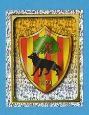MERLIN - CALCIO 2001 -Figurina n.201- SCUDETTO - LECCE - NEW