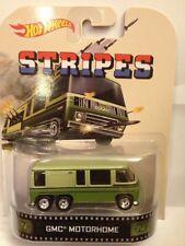 GMC Motorhome `STRIPES` Movie Car **RR** Hot Wheels Retro USA 1:64 OVP