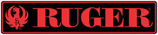 Ruger Gun Logo Vinyl Sticker Decal,  **FREE SHIPPING**