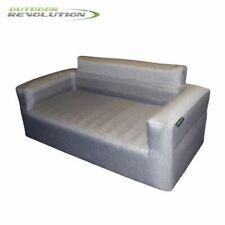 Outdoor Revolution Campeze Inflatable Sofa Camping Caravan Garden Furniture