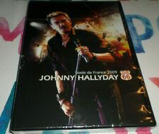 DVD -  JOHNNY HALLYDAY  STADE DE FRANCE 2009  TOUR 66   / DVD NEUF