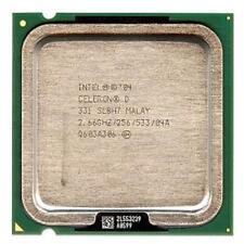 Intel Celeron D 331 2.66 GHz CPU Socket 775