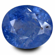Heating Very Good Cut Oval Loose Natural Sapphires