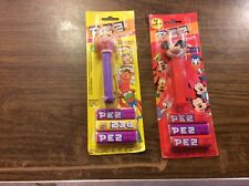 Pez Candy & Dispenser Disney Mickey Mouse & Friends Miss Piggy NEW IN PACKAGE