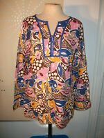 Women's Tunic Shirt Kaftan Bell Sleeves Protest UK 10/12 New with tags was £32