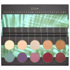 NUOVO CON SCATOLA SIGILLATA Zoeva offline Eyeshadow Palette 10 x 1.5g RRP £ 18