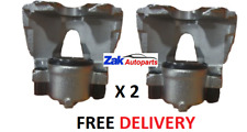 VAUXHALL ASTRA H FRONT BRAKE CALIPERS LH AND RH