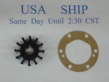 Impeller Kit Replaces Yanmar Marine Diesel 145410-46050 Gasket 145410-46110 3QM