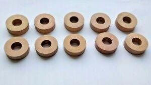 10 Rubber Ring NBR 20mm OD x 8mm ID x 5mmT O-ring Oil Seal Gasket Grommet Washer