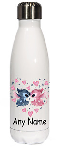 Stitch Lilo and Stitch 500ml Personalised Drinks Children Water Bottle
