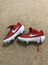 Nike Alpha Huarache Elite 2 Softball Baseball Cleats Red Camo Aj7732-601 Size 5