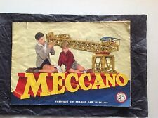 CATALOGUE MECCANO de 1954