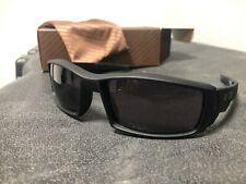 BRAND NEW **RARE**Oakley SI Canteen Sunglasses matte black frame, warm grey lens