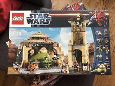 LEGO Star Wars 9516 Jabba's Palace Jabba Jabbas Retired