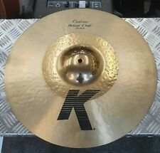 "18"" Zildjian K Custom Hybrid Crash Cymbal"