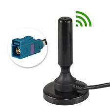16dBi DVB-T2 ATSC TV Fakra Z Magnetic Base Antenna for Car DVD Stereo Head Unit