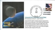 2017 Asteroid 2014 JO25 Near Earth Flyby Kennedy Space Center 19 April