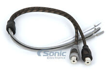 New! Rockford Fosgate Rfif2Sw Speaker Line High Level Input To Female Car Audio