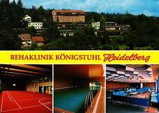 Heidelberg, riabilitazione-OSPEDALE RE sedia, UNGELAUFENE cartolina