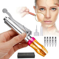 Non Needle Hyaluronic Pen Anti Wrinkle Nebulizer Gun Lip Lifting Water Syringe