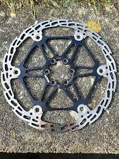 Hope floating disc brake rotor 203mm, 6 bolt, black