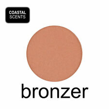 Coastal Scents Blush Pot BRONZER - RELIC BRONZE - satin 36mm pan