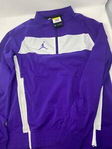 Nike Jordan Men's Team Woven Long Sleeve Hot Jacket CD2218 ALL COLORS ALL SIZES