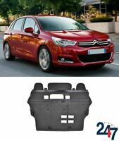 UNDER ENGINE PROTECTIVE COVER SPLASH GUARD DIESEL COMPATIBLE WITH CITROEN C4 -17