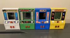 New Listing4 mini-retro arcade machines. Centipede, Frogger, Ms. Pac-Man, and Pac-Man.Works