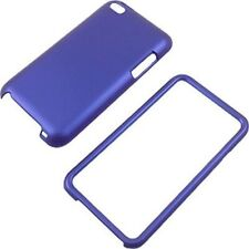 Blue Slim Snap-On Hard Phone Cover For Apple iPod Touch 4 iTouch 4G Case