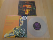 Orchid-Heretic 10'' EP Clear Vinyl Limited 250 Black Sabbath Doom Blood Ceremony