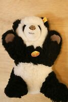 "13"" Steiff Molly Panda Stuffed Animal EAN 032632"