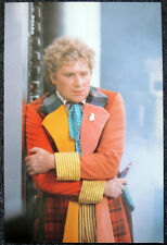 DOCTOR WHO POSTER . COLIN BAKER - ATTACK OF THE CYBERMEN . P24