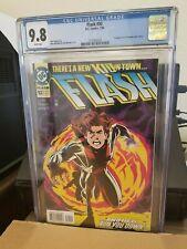 Flash #92 DC Comics CGC 9.8