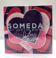 Justin Bieber Someday 3.4oz  Women's Eau de Parfum