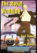 THE ROYAL WEDDING FRED ASTAIRE JANE POWELL TIMELESS REGION FREE DVD NEW & SEALED