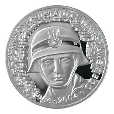 10 zl > 60th Anniversary of the Warsaw Uprising - 2004